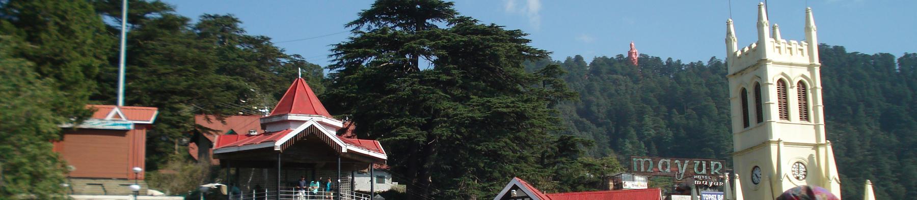 Shimla Honeymoon Special