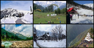 Tantalize yourself with shopping and taste buds in different Kullu Manali Tourist Places